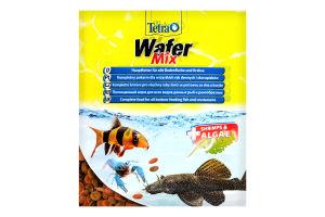Корм Tetra Wafer Mix для риб 15г х6