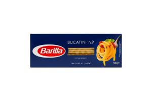Изделия макаронные Bucatini №9 Barilla к/у 500г