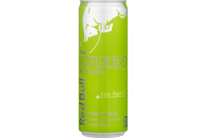 Red Bull The Green Edition Kiwi Apple