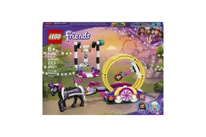 Конструктор для детей от 6лет №41686 Magical Acrobatics Friends Lego 1шт