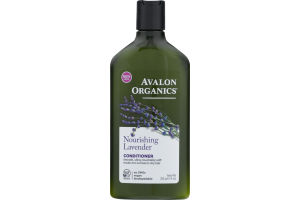 Avalon Organics Conditioner Nourishing Lavender