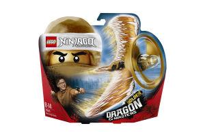 Конструктор Повелитель Золотого дракона70644