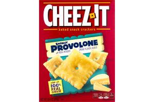 Cheez-It Baked Cracker Snack Smokey Provolone