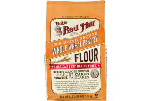 Bob's Red Mill 100% Stone Ground Whole Wheat Pastry Flour