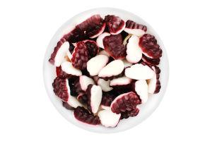 Конфеты Виноград жевательные