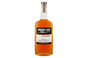 Ром 40% 0,7л Black barrel Mount Gay