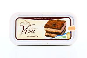 Морозиво Viva Тірамісу 94г х18