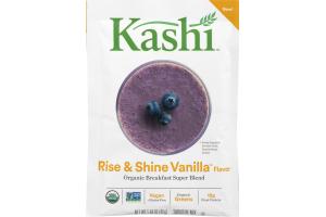 Kashi Organic Breakfast Super Blend Rise & Shine Vanilla