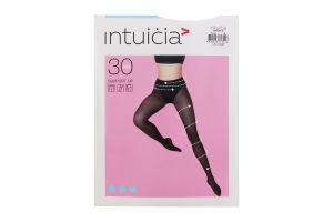 Колготки жіночі Intuicia Support Up 30den 2 чорний