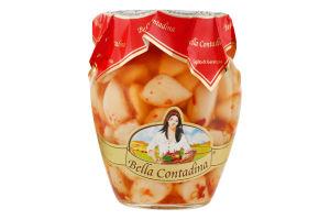Чеснок Bella Contadina с острым перцем в олив/масл