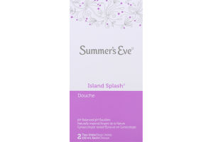 (CN) Summer's Eve Island Douche pH-Balanced - 2 CT, Summer's Eve Island Splash Douche pH Equilibre - 2 CT