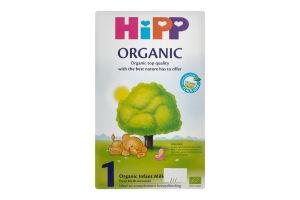 Суміш молочна Hipp Organic 1 початкова 300г