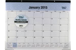 Time Smart 2015 Monthly Calendar