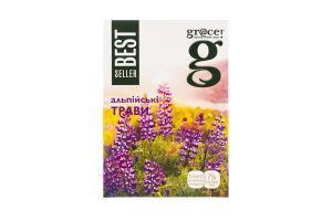 Чай травяной Alpine Herbs Bestseller Gr@ce к/у 75г