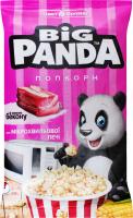 Попкорн зі смаком бекону для мікрохвильової печі Big Panda м/у 100г