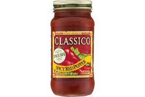 Classico Pasta Sauce Spicy Red Pepper