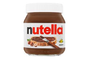 Паста горіхова з какао Nutella с/б 350г
