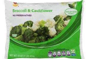 Ahold Broccoli and Cauliflower