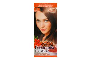 Маска для волос тонирующая №067 Капучино Рябина Ton Acme Color 1шт
