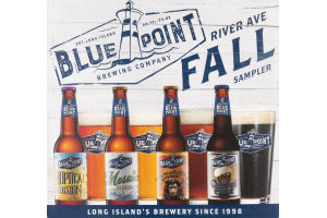 Blue Point Brewing Company River Ave Fall Sampler - 12 CT