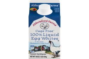 Abbotsford Farms 100% Liquid Egg Whites