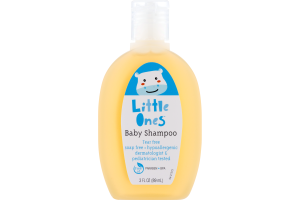 Little Ones Baby Shampoo