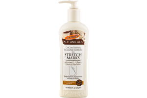 Palmer's Botanicals Cocoa Butter Massage Lotion For Stretch Marks