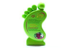 Ванночка Зелена лінія для зм'якшення шкіри ніг 300мл