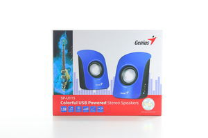 Колонки Genius SP-U115 Blue 31731006102