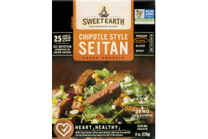 Sweet Earth Seitan Chipotle Style