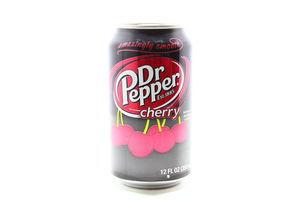 Напиток безалкогольный сильногазированный Cherry Dr Pepper ж/б 355мл