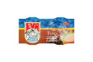 Тунец EVA филе подкопченное