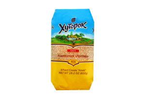 Крупа пшенична Артек Хуторок м/у 800г