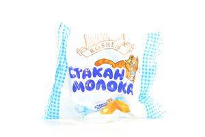 Конфеты Roshen Стакан молока с мол начинкой м/у 250г