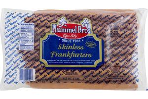 Hummel Bros. Skinless Frankfurters