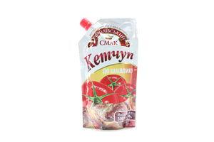 Кетчуп К шашлыку Королівський смак д/п 300г