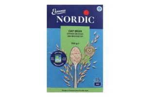 Отруби овсяные Nordic 700г