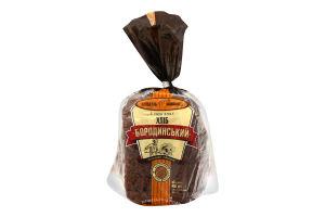 Хлеб Київхліб Бородинский нарезанный
