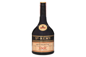 Бренди 0,7л 40% Authentic VSOP St-Remy