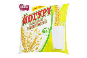 Йогурт 0.9% злаковий Заречье м/у 450г