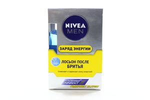 Лосьон после бритья Заряд энергии Nivea Men 100мл