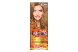 Крем-краска для волос №014 Русый Рябина Avena Acme Color 1шт