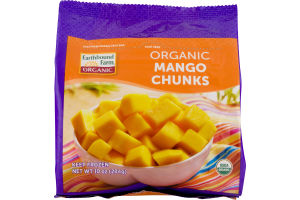 Earthbound Farm Organic Mango Chunks