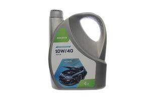 Моторное масло Gas Semisynthetic SL 10W/40 ОККО 4л