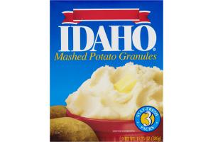Idaho Mashed Potato Granules - 3 CT