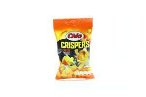 Арахис жареный со вкусом сыра Crispers Chio м/у 60г