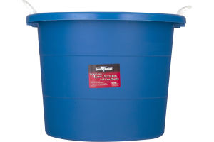 Rough & Rugged Heavy Duty Tub with Rope Handles