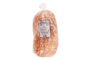 """Хліб пшеничний """"Домашній"""" нарізаний 600г, ТМ """"Добрий"""""""
