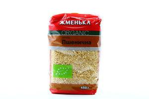 Крупа пшеничная Organica Жменька 450г