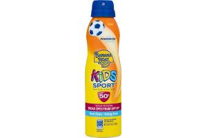 Banana Boat Kids Sport Sunscreen Lotion Spray 50+